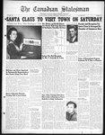 Canadian Statesman (Bowmanville, ON), 7 Dec 1950