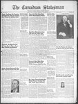 Canadian Statesman (Bowmanville, ON), 18 Dec 1952