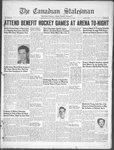 Canadian Statesman (Bowmanville, ON), 15 Jan 1953