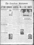 Canadian Statesman (Bowmanville, ON), 23 Jul 1953