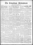 Canadian Statesman (Bowmanville, ON), 1 Mar 1956