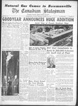 Canadian Statesman (Bowmanville, ON), 25 Oct 1956