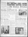Canadian Statesman (Bowmanville, ON), 8 Dec 1960