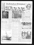 Canadian Statesman (Bowmanville, ON), 1 Aug 1962
