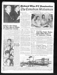 Canadian Statesman (Bowmanville, ON), 3 Oct 1962