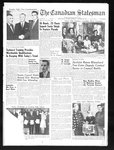 Canadian Statesman (Bowmanville, ON), 28 Nov 1962