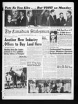 Canadian Statesman (Bowmanville, ON), 3 Apr 1963
