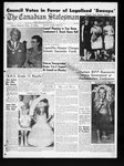 Canadian Statesman (Bowmanville, ON), 7 Aug 1963