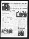 Canadian Statesman (Bowmanville, ON), 25 Nov 1964