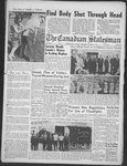 Canadian Statesman (Bowmanville, ON), 2 Aug 1967