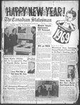 Canadian Statesman (Bowmanville, ON), 1 Jan 1969