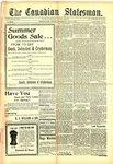 Canadian Statesman (Bowmanville, ON), 27 Jul 1898