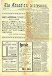 Canadian Statesman (Bowmanville, ON), 28 Dec 1898
