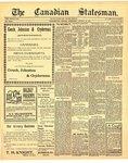 Canadian Statesman (Bowmanville, ON), 28 Jan 1903