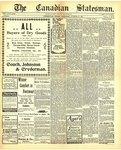 Canadian Statesman (Bowmanville, ON), 16 Nov 1904