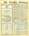Canadian Statesman (Bowmanville, ON), 23 Nov 1904