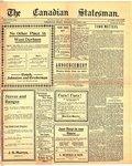 Canadian Statesman (Bowmanville, ON), 5 Dec 1906
