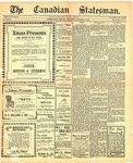 Canadian Statesman (Bowmanville, ON), 18 Dec 1907