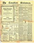 Canadian Statesman (Bowmanville, ON), 25 Dec 1907