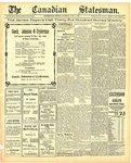 Canadian Statesman (Bowmanville, ON), 17 Jun 1909