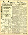 Canadian Statesman (Bowmanville, ON), 8 Jul 1909