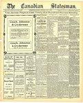 Canadian Statesman (Bowmanville, ON), 15 Jul 1909