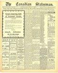 Canadian Statesman (Bowmanville, ON), 29 Jul 1909