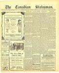 Canadian Statesman (Bowmanville, ON), 23 Nov 1911