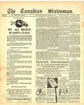 Canadian Statesman (Bowmanville, ON), 23 Dec 1920