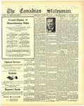 Canadian Statesman (Bowmanville, ON), 5 May 1921