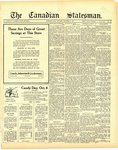 Canadian Statesman (Bowmanville, ON), 6 Oct 1921