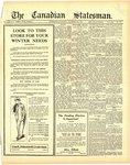 Canadian Statesman (Bowmanville, ON), 10 Nov 1921