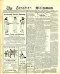 Canadian Statesman (Bowmanville, ON), 7 Sep 1922