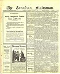 Canadian Statesman (Bowmanville, ON), 26 Oct 1922