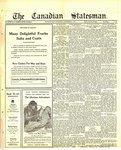 Canadian Statesman (Bowmanville, ON), 9 Nov 1922