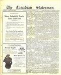Canadian Statesman (Bowmanville, ON), 16 Nov 1922