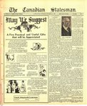 Canadian Statesman (Bowmanville, ON), 14 Dec 1922