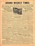 Orono Weekly Times, 13 Feb 1941
