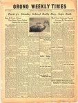 Orono Weekly Times, 23 Sep 1943