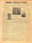Orono Weekly Times, 18 Nov 1943