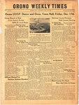 Orono Weekly Times, 16 Dec 1943