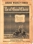 Orono Weekly Times, 23 Dec 1943