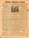 Orono Weekly Times, 27 Jan 1944