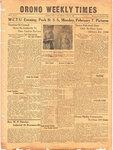 Orono Weekly Times, 3 Feb 1944