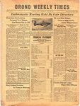 Orono Weekly Times, 10 Feb 1944