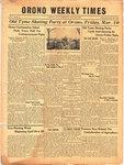 Orono Weekly Times, 9 Mar 1944