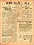 Orono Weekly Times, 23 Mar 1944