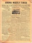 Orono Weekly Times, 30 Mar 1944