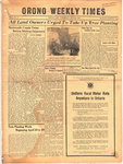 Orono Weekly Times, 6 Apr 1944