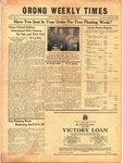 Orono Weekly Times, 20 Apr 1944